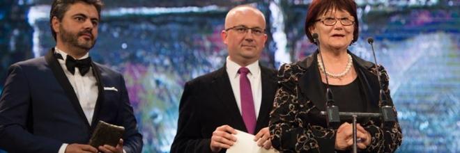 Doina Papp, membră AICT – Teatrologie, a câștigat în cadrul Galei Premiilor UNITER, ediţia a XXV-a